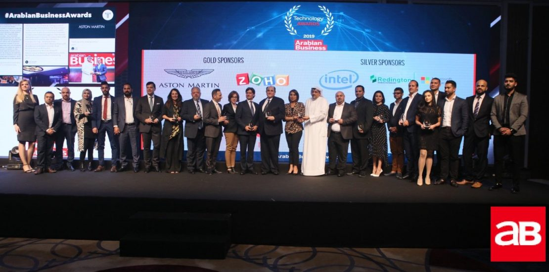 Osman Sultan, Sweden win top honours at Arabian Business Tech Awards