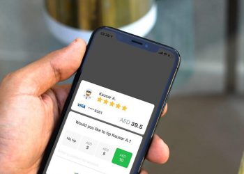 Dubai Taxis' booking service Hala to match tips given to drivers
