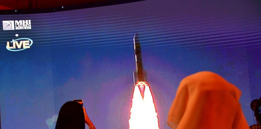 UAE makes history as space mission to Mars launches from Japan