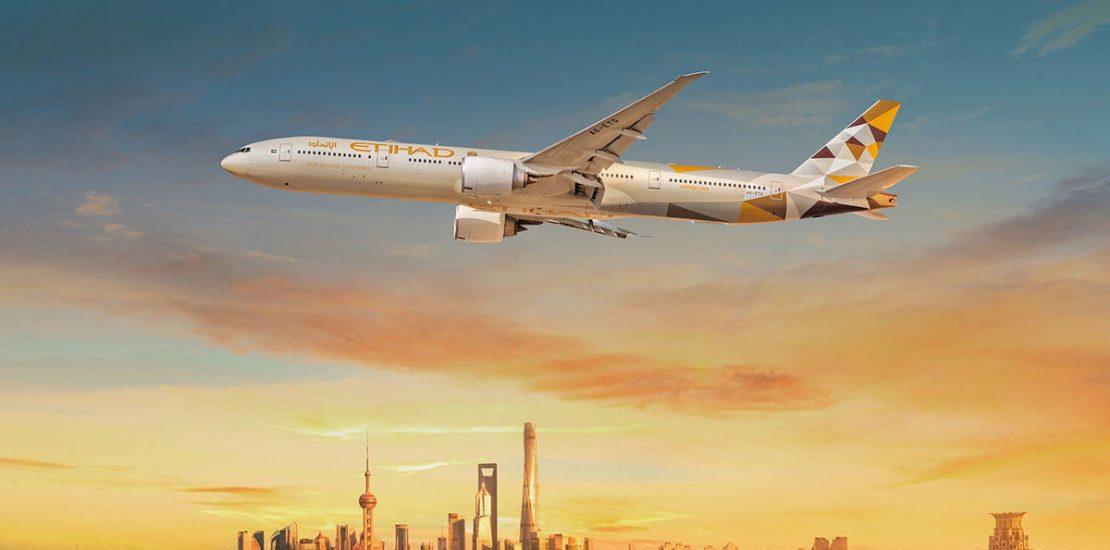 Etihad Airways to resume flights to Shanghai with weekly service