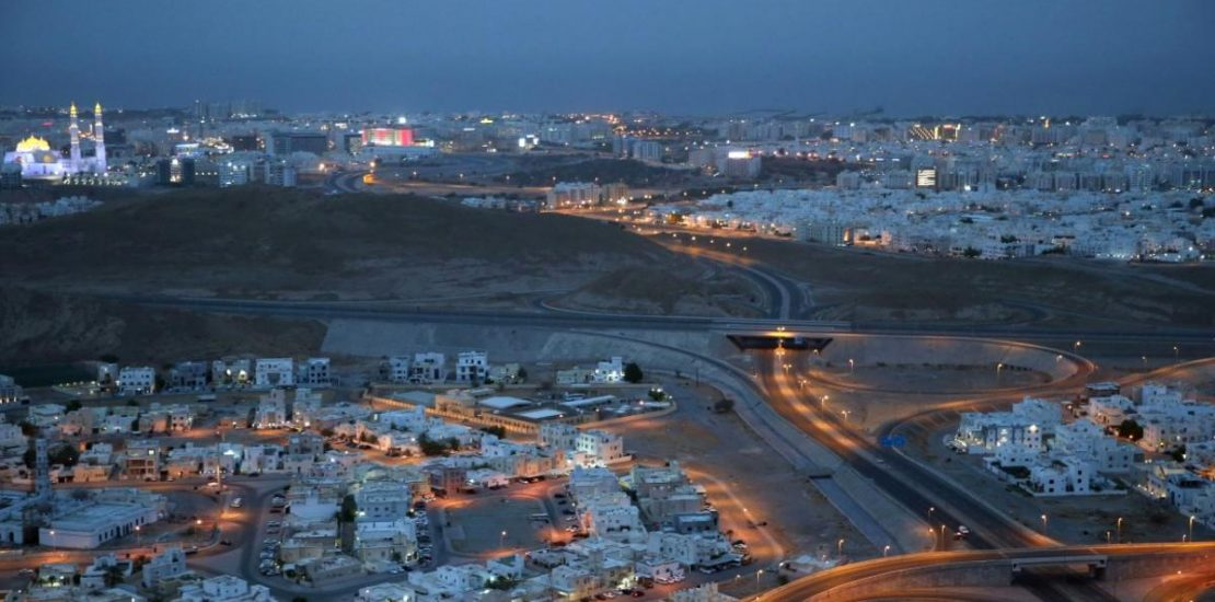 Oman announces evening lockdown to curb coronavirus spread