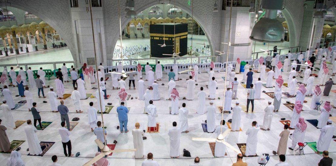 Saudi lifts capacity to 75% for umrah pilgrims