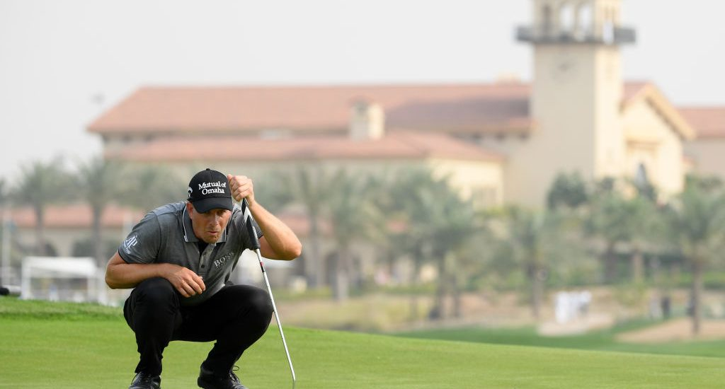 Henrik Stenson: top golfer's guide to business, high performance and life itself
