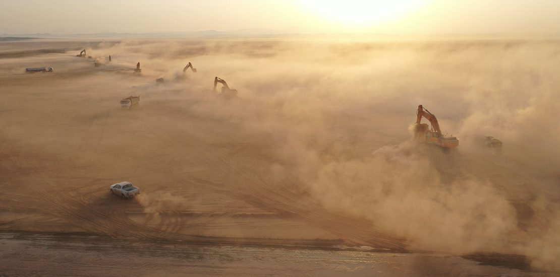 How Saudi giga project is aiming for 'zero waste to landfill' as construction steps up