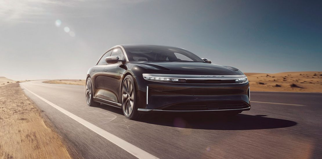 Saudi-backed Lucid Motors said to near deal to go public via Klein's SPAC