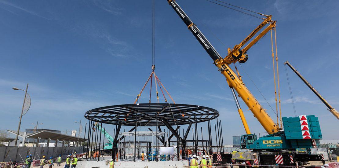 Work starts on helicopter terminal to serve Expo 2020 Dubai