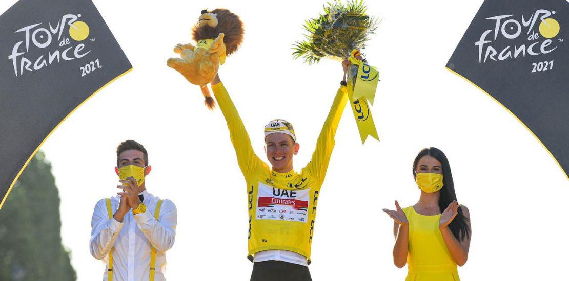 Tour de France winner commits to UAE Team Emirates until 2027
